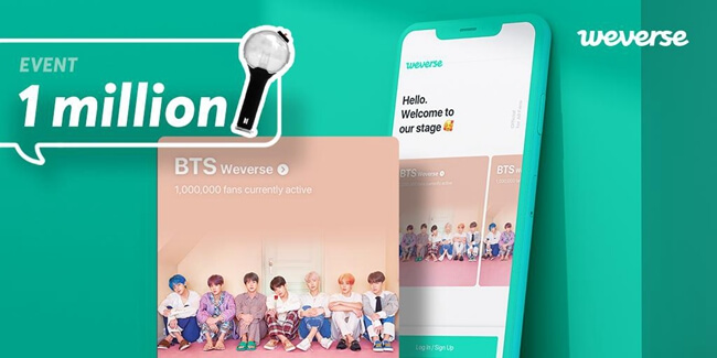 What Is BTS and TXT Weverse?