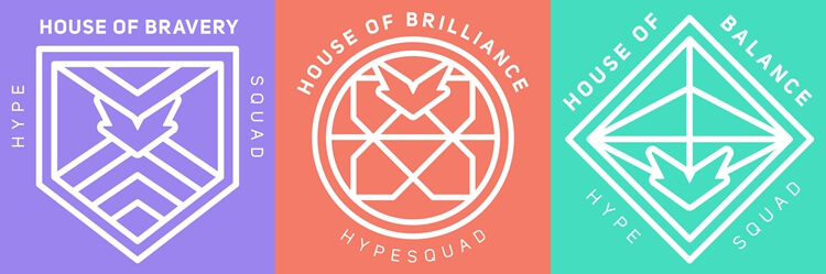 Discord HypeSquad House