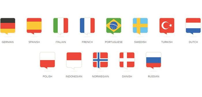 Babble Languages
