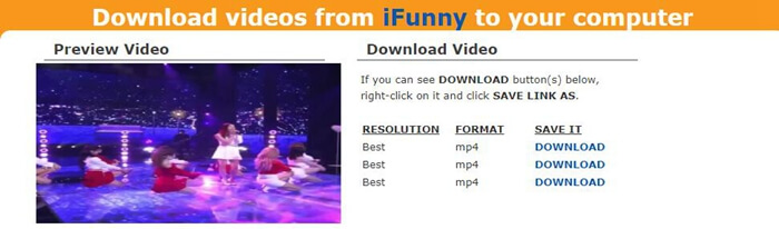 Download iFunny Video