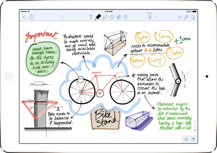 Notability vs. GoodNotes: Best Note Taking App for iPad