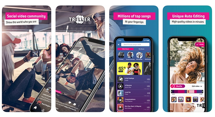 How to Use Triller App to Make Videos | Complete Guide