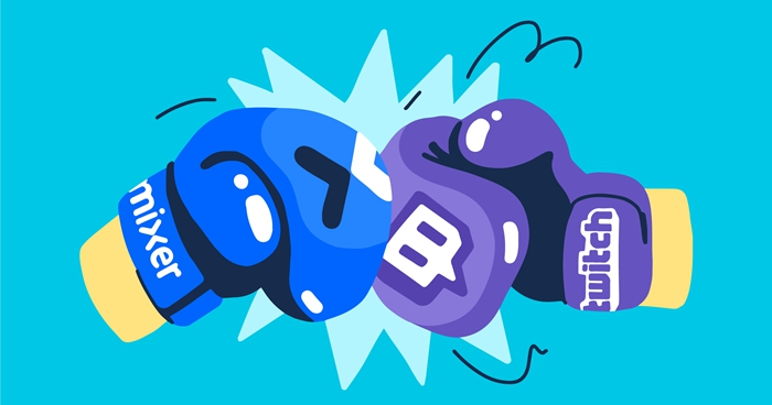 Mixer vs Twitch: Who is the King of Live Game Streaming