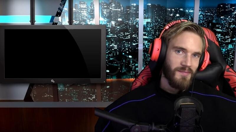 PewDiePie Dlive
