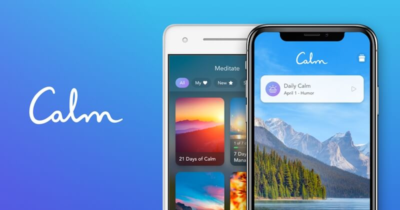 Calm App Reviews: Meditation Is Easier Than You Think