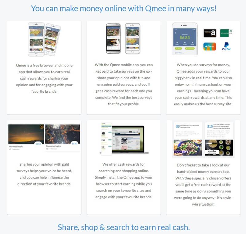 Make Money With Qmee