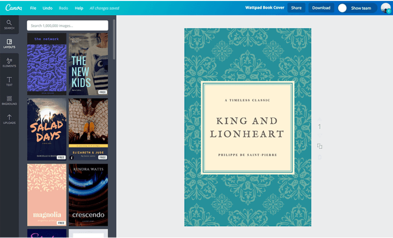 10 Best Wattpad Cover Maker Websites & Apps in 2020