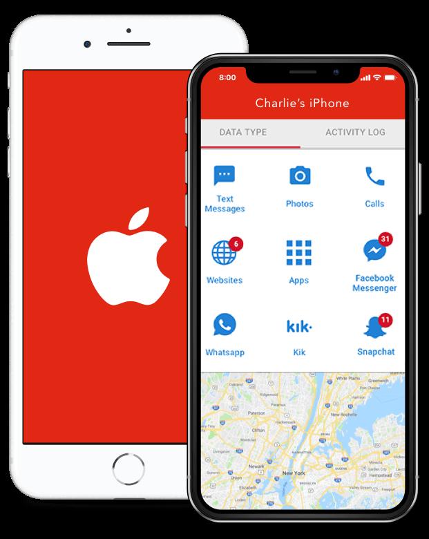 WebWatcher iPhone