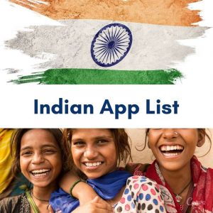 Top 100 Popular Apps Made in India (Indian App List 2021)