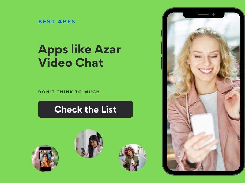 Apps like Azar