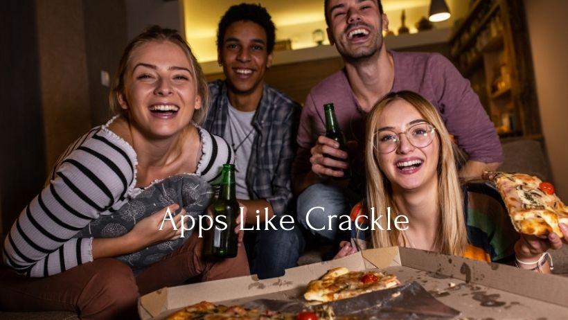 Apps Like Crackle